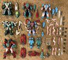 TFC Poseidon 3rd Party Piranacon/Seacons Transformers - Set of 6, Enhance Kits
