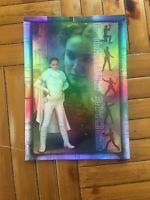 2002 Topps Trading Cards Star Wars Attack Of The Clones 5 Of 8 Padmé Amidala
