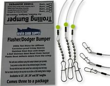 "18"" Trolling Bumper for Flashers & Dodgers 3 Pack >>>By River Guide Supply<<<"