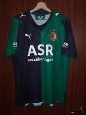 #13 FEYENOORD FC Football Shirt Jersey PUMA sz M Camiseta Maglia Tricot HOLLAND