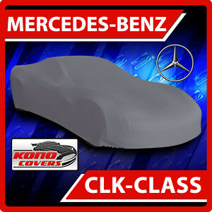 [MERCEDES-BENZ CLK-CLASS] CAR COVER - Ultimate Custom-Fit All Weather Protection