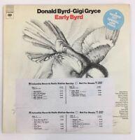Early Byrd Donald Byrd-Gigi Gryce 2xLP  Columbia  KG 32482 NM/M