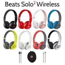 Original Beats by Dr. Dre Solo2 On-Ear Headband Wireless Headphones