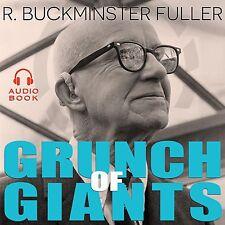 Grunch of Giants by Buckminster Fuller Audiobook 3X discs