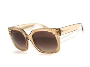 Michael Kors Destin 2067 334313 Light Crystal Brown Gradient Sunglasses