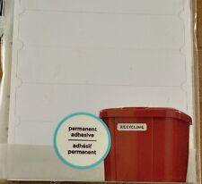 Office Lot Of 216 Martha Stewart Weatherproof Labels Permanent Adhesive Durable