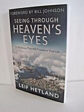 Seeing Through Heaven's Eyes by Leif Hetland