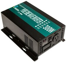 48V DC to 240V AC 50HZ 300W Off Grid Pure Sine Wave Power Inverter