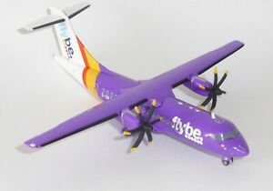 ATR-42 Blue Islands - Flybe Herpa Diecast Collectors Model Scale 1:200 559331