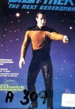Maquette Star Trek - Lt Cmdr Data