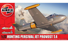 Airfix 02107 Hunting Percival Jet Provost T.4 1:72 Scale Model Kit