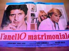 Fotobusta L'ANELLO MATRIMONIALE 1978 Carmen Villani (6)