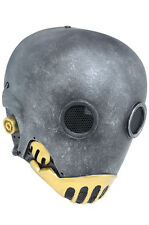 Full Face Eyes Wire Mesh Protection Hellboy 1:1 Kroenen Mask Airsoft #649
