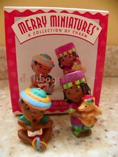 Hallmark Merry Miniatures 1996 Penda Kids Set