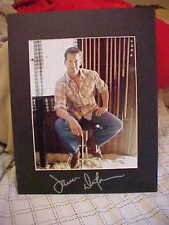 JAMES DENTON DESPERATE HOUSEWIVES SIGNED MATTED 8X10