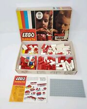 Vintage LEGO Samsonite 205 Beginner Set 1966