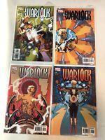 Warlock (2004) #1 2 3 4 1-4 (VF/NM) Complete Set Charlie Adlard art Marvel