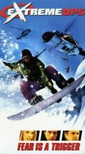 Extreme Ops (VHS/NTSC,2003) U.S IMPORT CULT CLASSIC Extreme Sports Thriller NEW