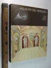 MAGGIO MUSICALE FIORENTINO BOZZETTI FIGURINI SPETTACOLI ZEFFIRELLI SAVINIO SC61