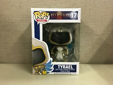 Funko Pop! Games: Diablo III - Tyrael #17 New In Box Vaulted/Retired