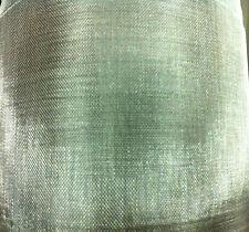 Rete Tela Acciaio Inox AISI 304 NFR 80 cm 50x100 filtri aspirazione polveri