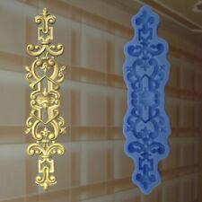 Gießformen Verzierung Silikonformen Gips Ornament Relief Deckenverzierung  (169)