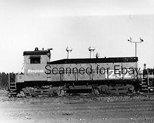 Simpson #1202 ORIGINAL PHOTO -Railroad
