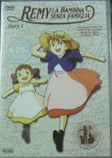 DVD   REMY La Bambina Senza Famiglia - volume 1 -Shin Vision- nuovo e blisterato