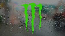 Monster Energy Claws Rally Racing Decal Drift Laptop Car Window Vinyl Sticker