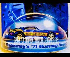 NHRA SHIRLEY MULDOWNEY 1:64 Top Fuel NITRO Funny Car IHRA Drag Racing ADRA