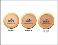 MAYBELLINE City Bronzer and Contour Powder CHOOSE COLOUR light medium deep