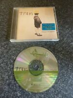 TRAIN DROPS OF JUPITER CD 2001 COLUMBIA VERY GOOD CONDITION
