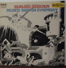 Berlioz: Requiem Munch Boston Symphony 2-record set VICS6043   100818LLE