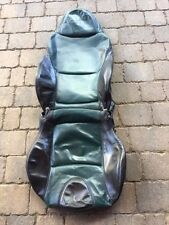 BMW Z3 Roadster 1994-2002 Oregon Green Leather Driver R/H Seat Cover