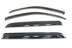 NEW OEM Ford Side Window Deflectors Set 1L9Z-18246-AA Mercury Mountaineer 02-10