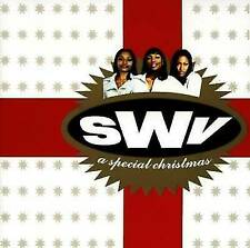 SWV A Special Christmas CD New Sealed Holiday Soul