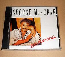 CD album-George Mc Crae-With All My Heart-Breathless, Sunny Aruba...