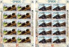 Artsakh Karabak Armenia 2020 MNH** Europa Ancient Postal Routes Train Mail Coach