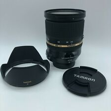 TAMRON SP 24-70mm F2.8 Di VC USD A007 Lens for Nikon F Mount w/ Hood from Japan