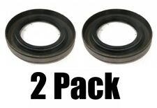 """(2) TRAILER HUB GREASE SEALS Double Lip 1.249"""" x 1.983"""" replace National 470706"""
