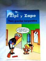 Zipi y Zape Unos Gemelos inseparables Comic Tebeo Español Escobar 2003