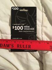 $100 NakedWines.com Voucher