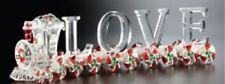 Love Train Acrylic Candy Strip Design 5 Piece Set