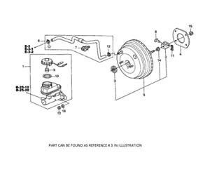 🔥 Genuine OEM Brake Master Cylinder Rod Seal For Acura TSX TL Honda CR-Z 🔥