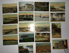 LOT OF 18 PORTLAND MAINE ME  VINTAGE POSTCARDS MANY EARLY CARDS
