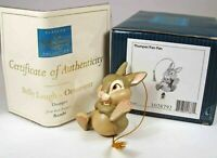 WDCC Bambi Thumper: Belly Laugh Ornament #1028792 Mint in Box w/COA