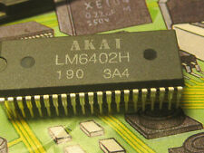 LM6402H NMOS   4bits Microcomputer  Single Chip DIP42 SANYO 1PCS