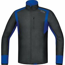 GORE Running Wear Black Air WINDSTOPPER Soft Shell Jacket UK XL BNWT rrp: £120