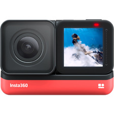 Insta 360 One R Action Kamera 4k Edition-Modulare Action Kamera