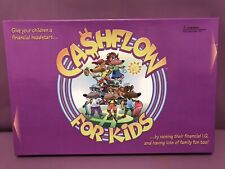 CA$HFLOW For KIDS 2004 Technologies Inc Rich Man Poor Man Author Robert Kiyosaki